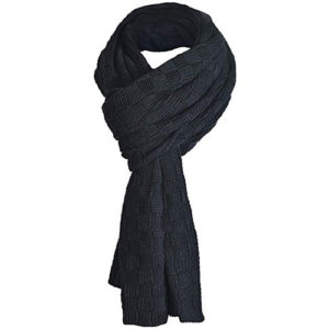 WINTER KNITTED SCARF
