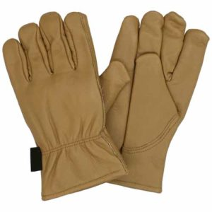 GRAIN LEATHER WORK GLOVE